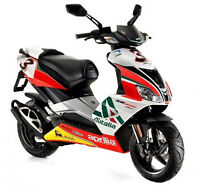 Looking for a 2 stroke 50cc Aprilia, Kymco, or Derbi