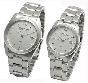 KENNETH COLE* KC7010 COUPLES WATCH GIFT SET