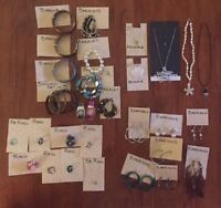 Jewelry! Bracelets, bangles, rings, earrings, watches / 2 for $5