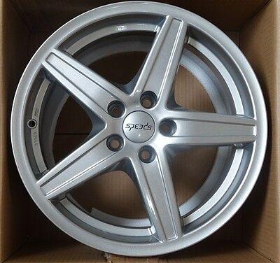4x Audi VW Seat Skoda R.O.D Alufelgen Felgen 7J x 16 Zoll ET38 Design 02SP online kaufen
