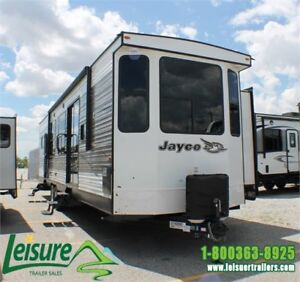 2018 Jayco Jay Flight Bungalow 40FKDS Park Model