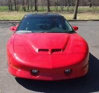 1997 Pontiac Trans Am WS6 Ram Air