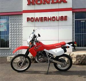 2014 Honda XR650L - low kms!