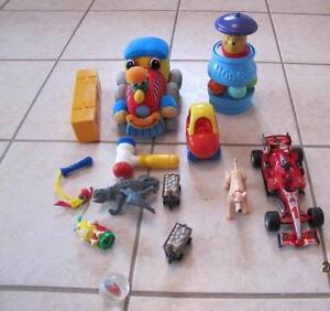 All toys in photo for $15.