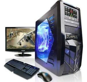 custom GAMING PC 429$  we build LIVE in front of you!