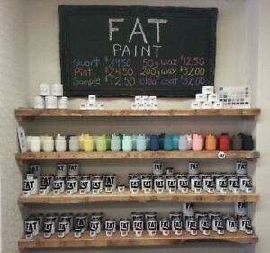 We Sell FAT Paint at We Paint It! Port Hope Peterborough Peterborough Area image 1