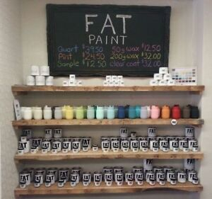 We Sell FAT Paint at We Paint It! Port Hope