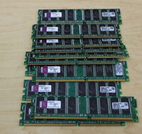 512MB 1GB 2GB 4GB  ddr ddr2 ddr3 & ECC FB Registered ECC memory