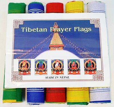 Разное 100% Cotton Tibetan Prayer Flags