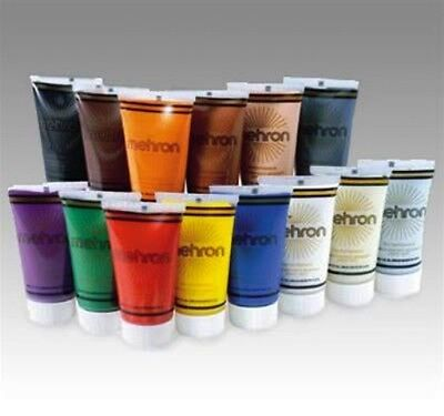Mehron Fantasy Ffx Effects Colors Cream Face Body Paint Theater Halloween Makeup