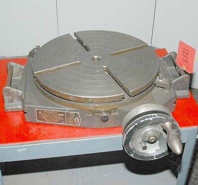 Bridgeport 15 Inch Rotary Table Inv.16821