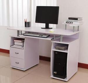 Office Computer desk with stand / Desktop desk / Laptop desk