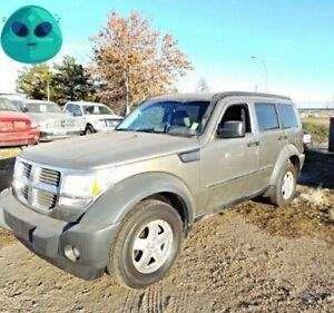 2007 Dodge NITRO SE For Sale Edmonton