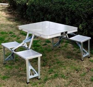 Kids picnic table kijiji in ontario buy sell save with portable kids picnic tablealuminium junior picnic camping table watchthetrailerfo