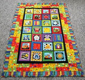 Toddler Sized Quilt
