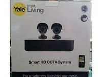 CCTV system Yale 720p Hi Definition NEW