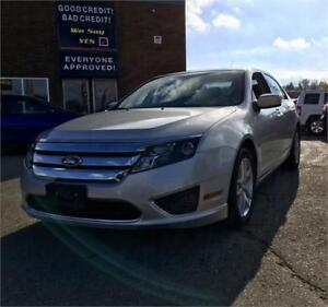 2011 Ford Fusion SEL $99 BI-WEEKLY, SunRoof, BlueTooth