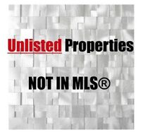 Unlisted Cnondo Units - By Owner - Private Sale