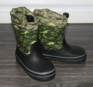 Rubber Boots ( Toddler )  .. Size 6