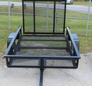 Wanted 4x6 or similar trailer size utility trailer