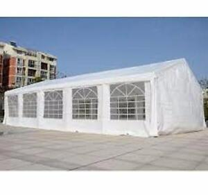 32X20 COMMERCIAL TENT FOR SALE / WEDDING TENTS FOR SALE / 32x20 tent for sale / restaurant patio tent for sale  NO TAX