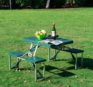 Junior Picnic Table Portable & foldable / Camping Tables /PICNIC
