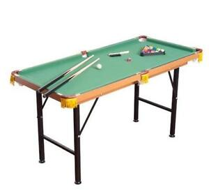 Kids Folding or Fordable Pool Table