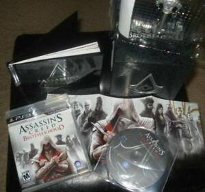 Assassin's Creed: Brother Hood Collector's Edition Set London Ontario image 3