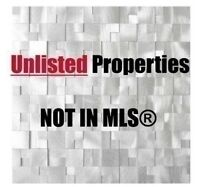 Unlisted Condo Units - By Owner - Private Sale