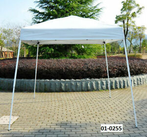 Pop Up Tents, Various Sizes Without Walls
