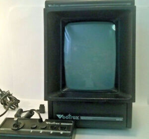 Vectrex Console with Controller Screen size adjustment needed
