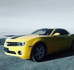 2012 YELLOW CAMARO FOR SALE