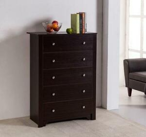 Drawers Dresser Table Cabinet / 5 Drawer Dressing Wardrobe