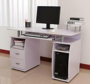 Office Computer desk with stand / Desktop desk / Laptop desk