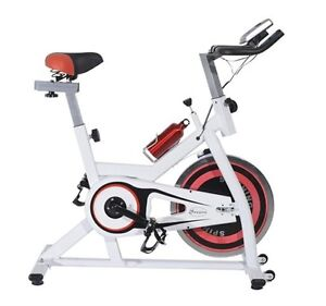 Indoor Cycling Bikes / Indoor Exercise Spin Bicycle Machine LCD
