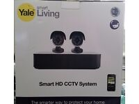 CCTV High Definition system by Yale NEW