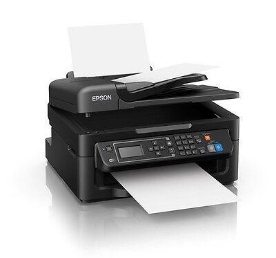 Epson WorkForce WF-2630WF Tinten-Multifunktionsgerät Drucker Kopierer Scanner