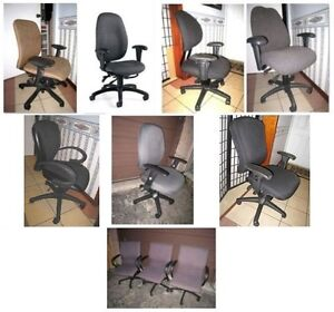 10 Expensive High quality Office/Computer Chairs,multiple adjust