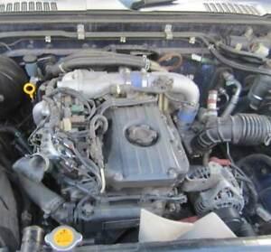 Nissan Navara D22 ZD30 Turbo Diesel Engine Barmera Berri Area Preview