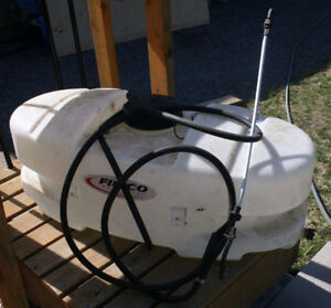 FIMCO Industries High Flo WEED SPRAYER for ATV - Gold Series