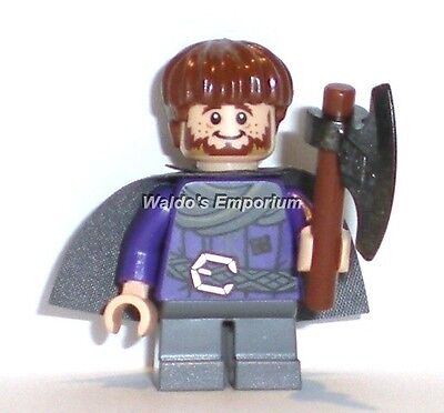 Ori The Hobbit (Lego The Hobbit Minifigure ORI THE DWARF with Axe 79010,)