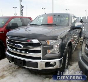 "2015 Ford F-150 4x4 SuperCrew 145"" XLT"