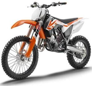 "NEW 2017 KTM 85 SX ""Reduced"""