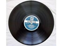 Blue Rondo A La Turk - 'Chewing The Fat' vinyl album.
