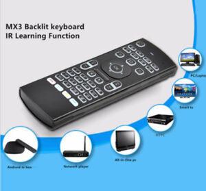 Télécommande souris clavier sans fil