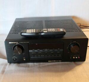Marantz SR6400 Receiver with RC7300SRa remote