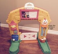 Fisher Price Laugh and Learn Barn