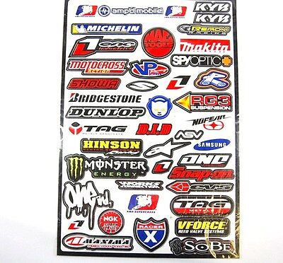 (GRAPHICS DECAL STICKERS Kit for HONDA CRF50 SDG SSR 107 110 125 ATV QUAD )