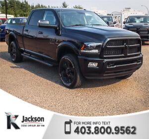 2015 Ram 3500 Laramie - Leather Interior, NAV