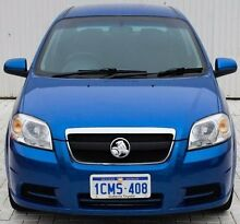 2007 Holden Barina  Blue Automatic Sedan Embleton Bayswater Area Preview